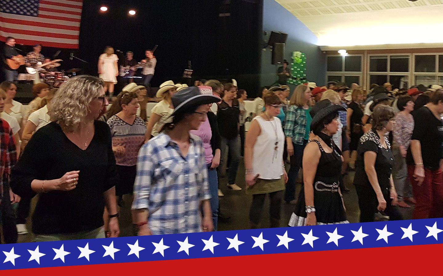 Association danse country Le Barp ABCLD