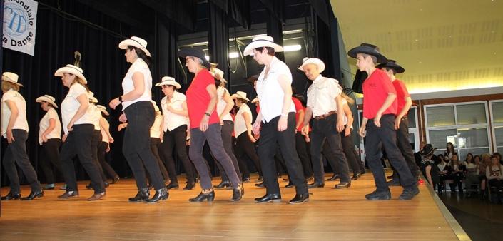 Association danse country Le Barp ABCLD